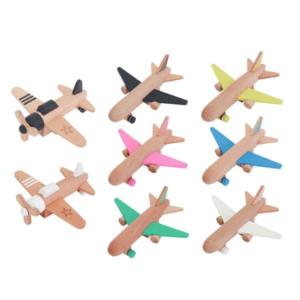 kiko+ hikoki-propeller、jet 8種 (飛行機のおもちゃ プロペラ ジェット ひこうき) 【子供 誕生日 1歳 2歳 3歳 男】