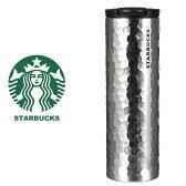 スターバックス STARBUCKS スタバ☆タンブラー マイボトル 食器 ステンレス ロゴ 銀 シルバー 2014 水筒 ブランド 春 新生活 プレゼント ギフト