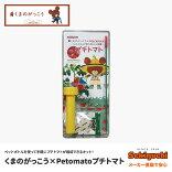 送料無料くまのがっこう×Petomatoプチトマト水耕栽培キット食育