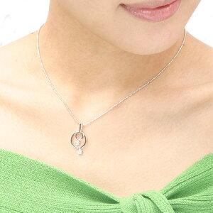 シンプル・大人可愛いネックレス