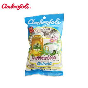 ambrosoli piccola lattemiele アンブロッソリー ミルクハニー 100g