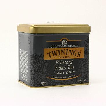 【12個セット】トワイニング紅茶(TWININGS) プリンス・オブ・ウェールズ(PRINCE OF WALES)リーフティ 200g×12