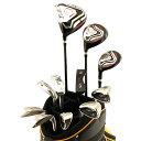 ワールドイーグル F-01αクロスモデル メンズ14点ゴルフクラブフルセット 左用 CBX007バッグ【初心者 初級者 ビギナー】【add-option】の商品画像