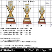 マーブルカップゴルフMC.1339-B松下徽章