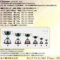 七宝カップゴルフCLN.1403-R松下徽章