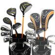 ワールドイーグル 5Z-BLACK メンズゴルフクラブ14点フルセット 4色から選べるバッグ! 右用 【ポイント2倍】【最安値に挑戦】【あす楽】