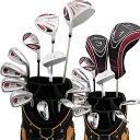 ワールドイーグル 5Z-ホワイト + CBX007カートバッグ メンズゴルフクラブ14点フルセット 右用の商品画像