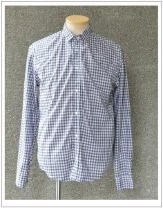MEN'S★Frank&Eileen・メンズフランク&アイリーンギンガムチェックシャツ(PAU…