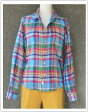 FRANK&EILEEN・フランク&アイリーンBARRY・麻チェックシャツ(611070204)【カラー】00