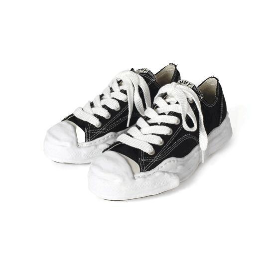 メンズ靴, スニーカー Maison MIHARA YASUHIRO original sole toe cap sneaker LOW canvas A05FW702