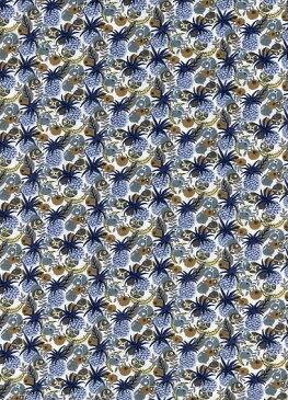 LIBERTYリバティプリント国産ニット(イビザ・ベリー)Ibiza Berry110cm巾