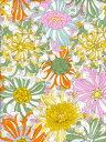 LIBERTYリバティプリントCandy Flowers(キャンディフ...
