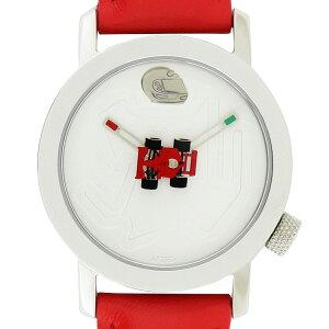 アクテオAKTEOメンズレディース腕時計グッズ34mmFORMURAウォッチ時計レッドフランス製
