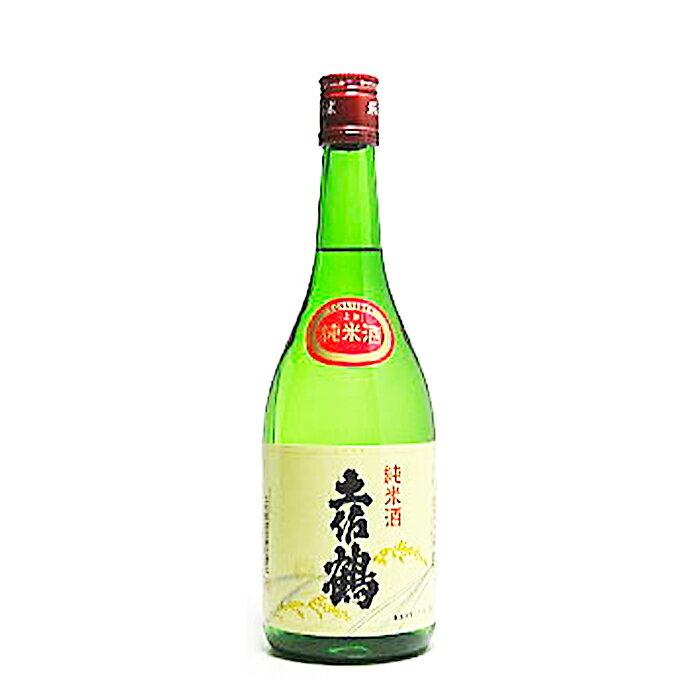 【熨斗対応】上等 土佐鶴 純米酒720ml 日本酒 アルコール【酒屋の銘酒】【升喜】【送料無料】(・熨斗対応可)