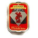 ブルターニュ海産物缶詰 クラシックオリーブオイルオイルサーディンフランス北西部 1ケース【鰯】【いわし】1ケース