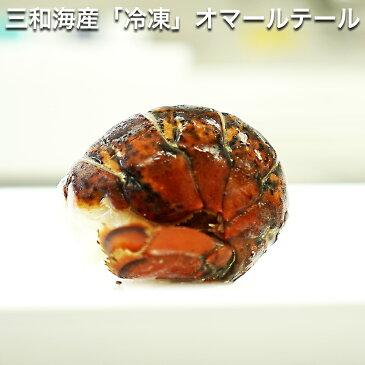 三和海産 オマールテール 3/4 オンス 10本入り 【オマールエビ 海老】冷凍