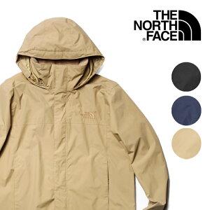 ノースフェイス THE NORTH FACE リゾルブ2 ジャケット resolve2 撥水 防風 軽量 ブラック TNF【メンズ ウィンドブレーカー アウトドア カジュアル ナイロンジャケット】