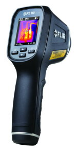 熱画像+放射温度計の優れ物 サーマルイメージ放射温度計 TG165