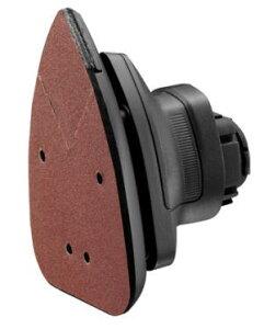 BLACK&DECKER コードレスマルチツール  EVO183用交換ヘッドサンダー ESH183