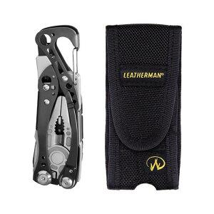 LEATHERMAN(レザーマン)スケルツールCXカーボンブラック