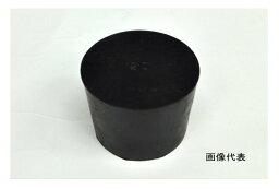 天然ゴム栓 黒  No6 23mm×19.5mm×26Hmm