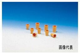 オレンジW栓(天然ゴム) W-18 18ミリ試験管用 (10ヶ入)