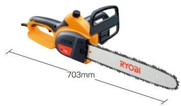 RYOBI(リョービ)電気式チェンソー有効切断360mmCS-3605