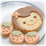 『女の子・ミニいちごセット』【女の子】【苺】【クッキー】【プチギフト】大人気クッキー!体に優しいみんな笑顔になるかわいいクッキー01