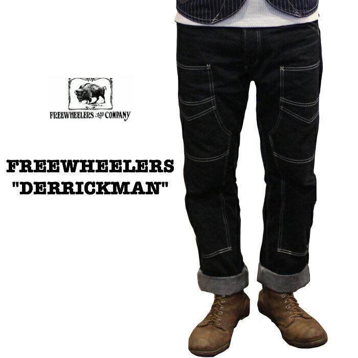 メンズファッション, ズボン・パンツ DERRICKMAN FREEWHEELERSUNION SPECIAL OVERALLS Lot 1912004