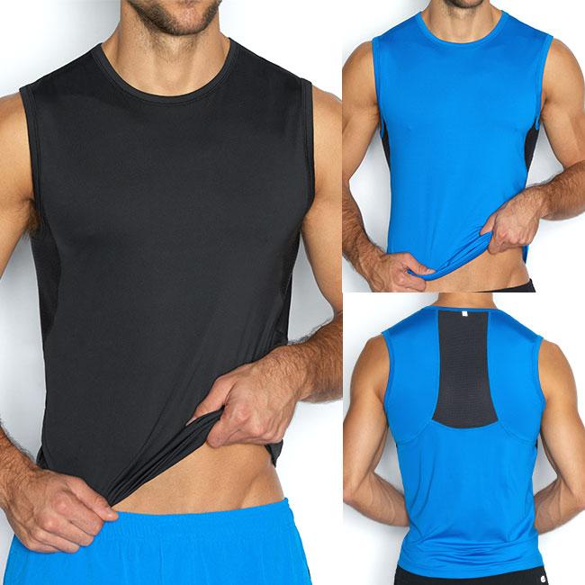 C-IN2 タンクトップ GRIP ATHLETIC スリーブレスTシャツ MUSCLE スポーツ トップス シーインツー CIN2 メンズ 男性下着 メンズ下着 (タンクトップ メンズ) c-in2