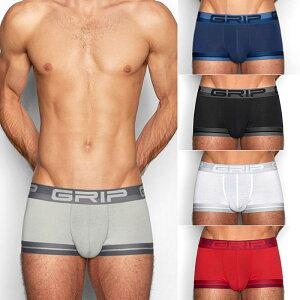 C-IN2 ローライズボクサーパンツ GRIP MESH ARMY TRUNK スポーツ用インナー 吸汗速乾 ボクサーパンツ シーインツー メンズ 男性下着 メンズ下着 ブランド パンツ