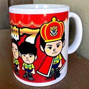 神7 マグカップ