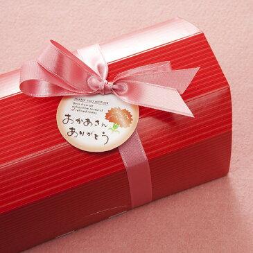 【ネコポスOK】おかあさんありがとう カーネーションを添えたスリット式の母の日タグ10枚入プレゼント カーネーション ギフト スイーツ 鉢植え アレンジメント エプロン 母の日