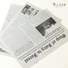 英字新聞/アンティーク/ナチュラル/天然素材/ハンドメイド/贈り物/プレゼント【メール便O...