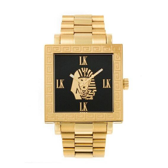 大人気 男性 女性 腕時計 watch TYGAコラボレーション ウォッチ LAST KINGSロゴ XXD_002 XX DIAMOND LK/MET 日本製3気圧防水 芸能人着用 セレブ アクセサリー カジュアル ファッション プレゼントに 高級感:MONOMALL