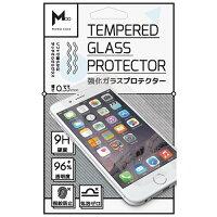 iphone7Plus用強化ガラスフィルム9H目に優しい目が疲れにくいアイフォン7プラス保護フィルム傷がつきにくいモノケース滑らかタッチ薄さ0.33mm指紋防止気泡ゼロ