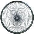 送料無料 144スポーク デイトン フロントホイール クローム 20インチ 自転車部品 ローライダー 自転車 パーツ ビーチクルーザー アクセサリー カスタム 部品 改造 BMX MTB GRQ サイクルパーツ Schwinn シュウィン スティングレー スタイル エレクトラ レインボー コンプトン