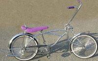 送料無料クルーズローライダー自転車ストリートカスタム2ローチャリビーチクルーザー20インチ自転車改造世田谷ベースSchwinnシュウィンスティングレースタイルエレクトラレインボーコンプトンカスタムアメリカンチョッパーBMXMTBGRQミニベロ