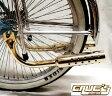 送料無料 ギャングスタ マフラー ゴールド メッキ 自転車 パーツ ローライダー ビーチクルーザー 自転車部品 ローチャリ アクセサリー カスタム 部品 改造 BMX MTB サイクルパーツ Schwinn シュウィン スタイル ママチャリ エレクトラ レインボー コンプトン
