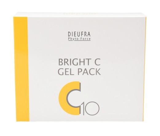 DIEUFRA Phyto-Force デュフラ フィトフォース ブライトC ジェルパック 8g×30包