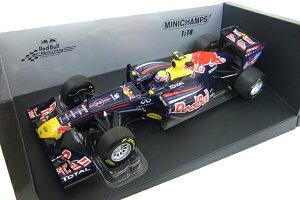Red Bull(レッドブル F1) Racing Renault 2011 RB7 本線仕様 M・ウェバー 1/18 ミニチャンプス...