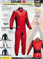 注文予約2016年ニューモデルOMPONESレーシングスーツレッド(RED)FIA8856-2000公認