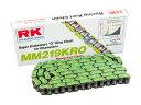 RK 219 MM KRO (グリーン) レーシングカート用...