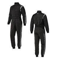 adidas(アディダス)レーシングスーツCLIMACOOLNOMEXSUITBLACK/SILVERFIA8856-2000公認