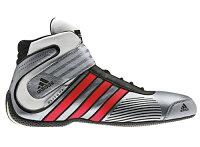 adidas(アディダス)レーシングシューズDAYTONA(デイトナ)METALLICSILVER/RED/BLACKFIA8856-2000公認