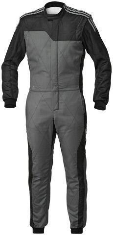 adidas(アディダス)レーシングスーツ RSR CLIMACOOL NOMEX SUIT BLACK/GRAPHITE FIA8856-2000公認 本国取り寄せ商品