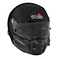 STILOST5FCARBONHELMET(スティーロST5Fカーボンヘルメット)FIA8859-2015SNELLSA20154輪レース用(サイドダクト有りモデル)