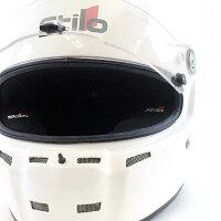 STILOST5FNCMRBLACKRACINGKARTHELMET(スティーロスネルCMR2007レーシングカート用ヘルメットブラック)
