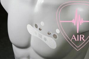 HEARTRATESENSORPADAIRforCYCLIST(ガーミンポラール等のハートレートセンサーに)