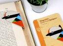 しおり マグネット式 かわいい鳥 ペン機能付き 2個セット (ヤイロチョウ) 【送料無料】